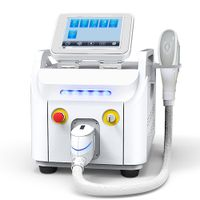 IPL SHR permanent hair removal and vascular removal beauty machine thumbnail image