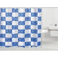 polyester shower curtain PH-012
