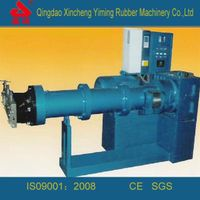 Rubber Extruder,Rubber Hot Feed Extruder,Hot Feed Extrusion
