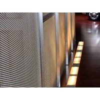 Perforated Metal Mesh for Indoor Decoration
