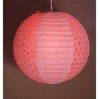 decorative paper lampshade thumbnail image