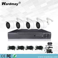 4CH 5.0MP IR Night Vision Outdoor CCTV Camera Home Security CCTV System Surveillance DVR Kit thumbnail image