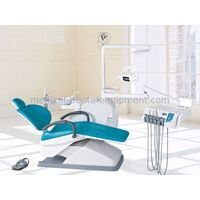 Extendable Downhand Mounted Dental Chair Unit With Luxurious Operating Light