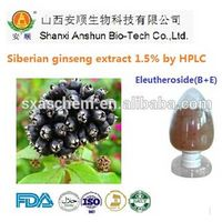 Siberian Ginseng P.E.1.5% BY HPLC