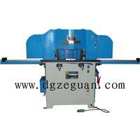 45 degrees aluminum profile Angle cutting machine, aluminum alloy 45 degrees Angle cutting machine