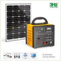 100W DC Solar Power System thumbnail image