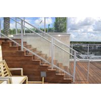 CE certification of 12mm toughened glass balustarde,glass railing,glass fence