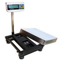 High Precision Digital Classic Iron Bench Scale