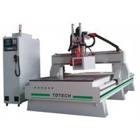 Professional CNC Wood working Router TD-1530D thumbnail image