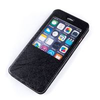 Popular classic PU leather case for mobile phone iphone Samsung