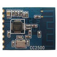 Low cost 2.4G CC2500 RF module  Automatic Meter Reading