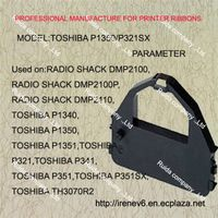 Compatible ink ribbon for TOSHIBA P 1350/P321SX