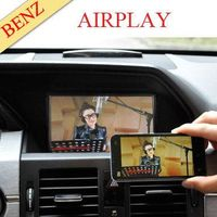 Carphone cvs-1221 car video interface Benz mirroring car audio distributor