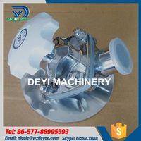 Sanitary Stainless Steel Tank Bottom Diaphragm Valve thumbnail image