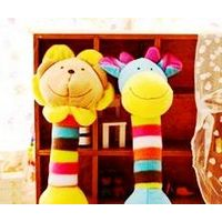 lovable pet toy plush toy