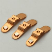 High Quality Battery Sliver Contact Plate with Spring