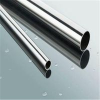 ISO Certificated Tungsten Pipe/Tube for high temperature furnace