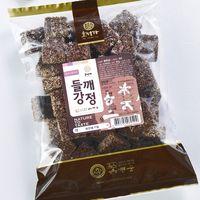 Hojeongga Perilla Seed Gangjeong (Sweet Crackers with Sesame) 500g