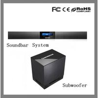 TV home theater yamaha sound bar with subwoofer and bluetooth