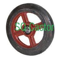 Special moldon rubber wheel thumbnail image