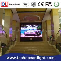 2015 new stage elegant backdrop led display P5 big xxx photos led screen