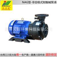 Non self-priming pump NAG6552 FRPP