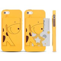 Zoo World phone Case with Holder