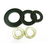 Hardened Steel Flat Washers F436