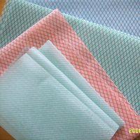 chemical bonded nonwoven fabrics fro all purpose wipes, Impregnated non-woven