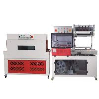 automatic shrink packing machine for bottle/box/book thumbnail image