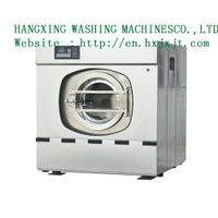 100KG front-loading washer extractor& garment wash manufacturing