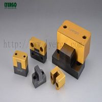 Mold Interlock Top Locks with Titanium Coated