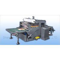 YW-LY-1000Semi-automatic No glue Laminating Machine