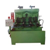 HIGH SPEED AUTOMATIC NUT TAPPING MACHINE