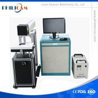 with CE certificate Philicam 50W CO2 laser marking machine