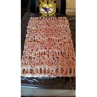 Exporting halal chicken feet & paws thumbnail image