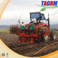 High technology tools of cassava seed planter/2 row flat type cassava planting machine thumbnail image
