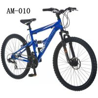AM-010- 26-Inch Wheels, 21 Speed with derailleur mountain bike