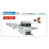 wafer Enrobing Line;wafer production machine;wafer coating line