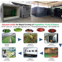 ICEUPS Vacuum Cooler with Top Quality(1 To 24 Pallets) thumbnail image