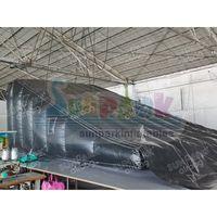 Affordable Inflatable BMX Airbag Landing for Progression