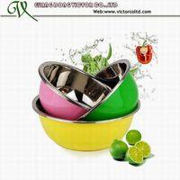 Stainless steel Sauce bowl Set