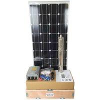 dc irrigation solar system in India hybrid wind solar power system drip irrigation system in punjab thumbnail image