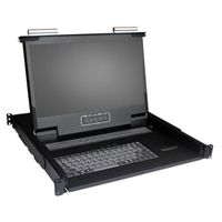 Combo DB15 LCD Console Drawers (High Resolution Short Depth)
