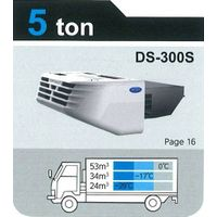 TOPCOLD /  DS-300S / Truck Refrigeration Unit / Reefer Van / Refrigerator Truck / Made in Korea