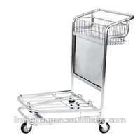 airport luggage trolley with brake supplier wholesale thumbnail image