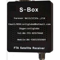S-BOX FTA(satellite sharing receiver,Dongle)