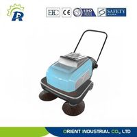 2015 new designed handpush sweeping machine