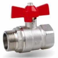 Brass Ball Valve with Butterfly Handle (R-A1104)