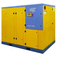 Inverter screw air compressor